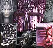 Giger Collage
